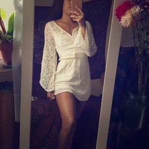 Hollister mini dress